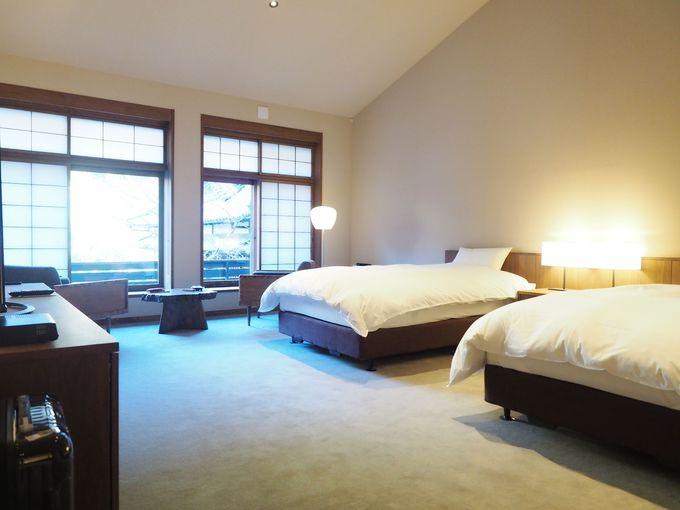 「新館」でリーズナブルに「富士屋旅館 湯河原」を楽しむ