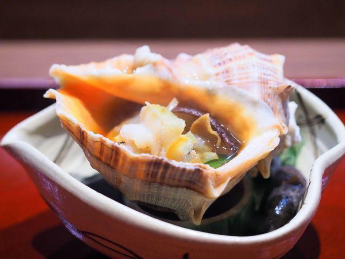 「海音真里」オリーブ会席で小豆島の食を知る