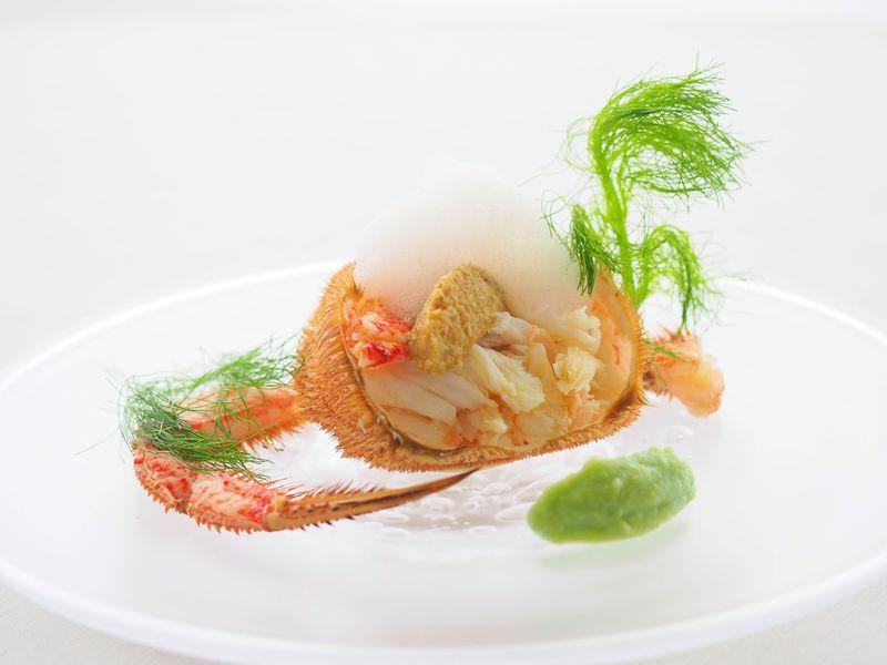 「OTTO SETTE TOMAMU」で北海道の極上食材に悶絶!