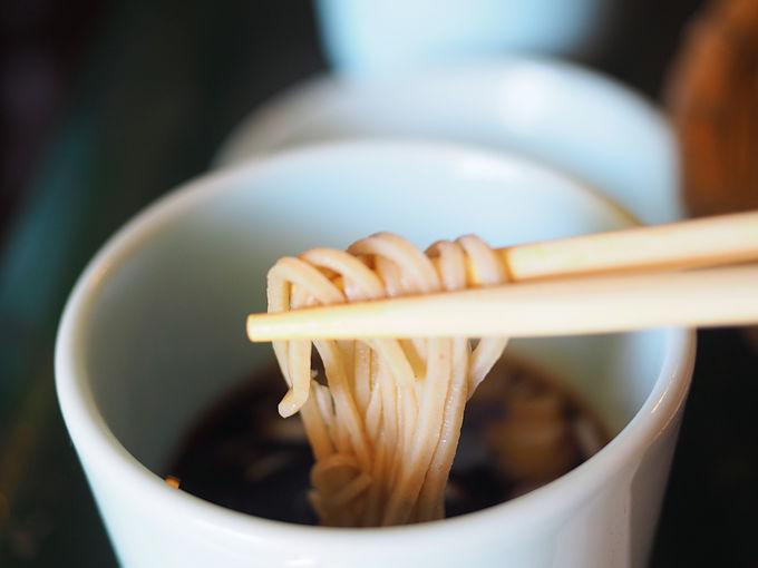豊後高田産そば粉100%の十割蕎麦は風味豊か!