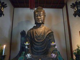 レンタサイクルで仏像巡り!「明日香村」の癒しの仏さま4選