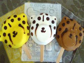 スイーツ女子に人気!広島市安佐動物公園の「チーターアイスドーナツ」