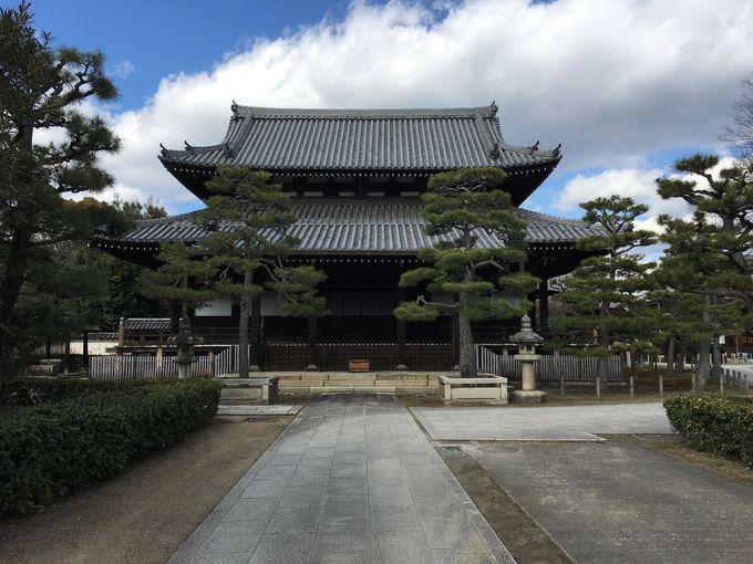 平安京を代表する古刹「浄福寺」