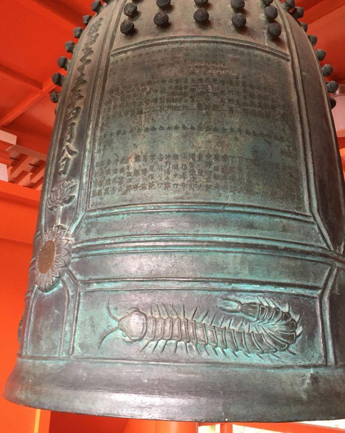 北方の守護仏・毘沙門天像を安置する本堂