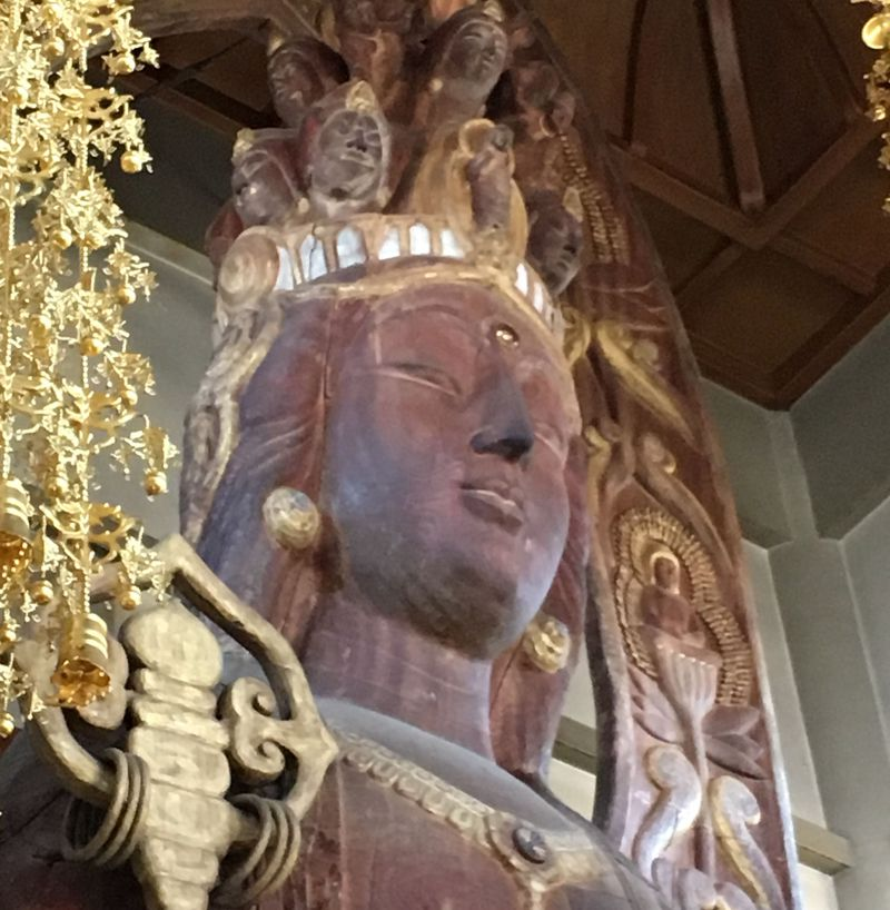 身の丈約10m!長谷寺「麻布大観音」は国内最大級の木造仏