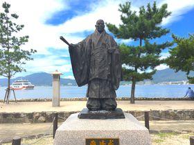 生誕900年!安芸の宮島を愛した男・平清盛ゆかりの地5選!