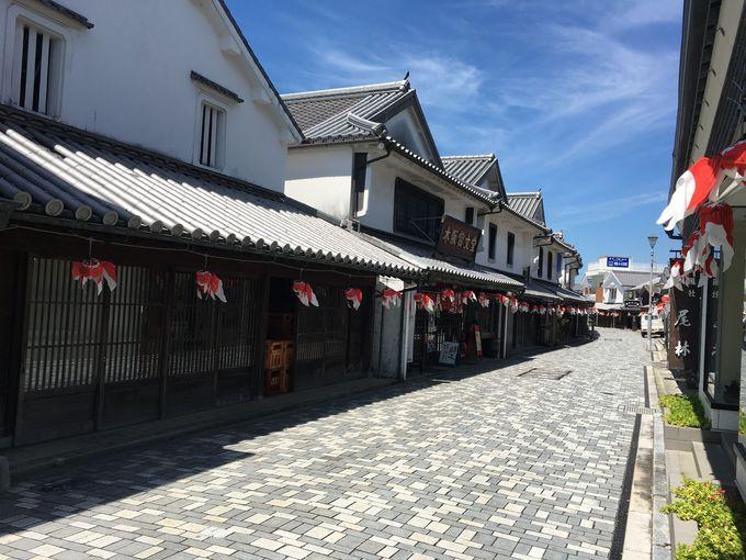 柳井市「やない西蔵」で金魚ちょうちん作り