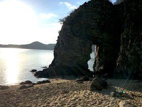 山口・周防大島 4つの奇岩からパワーをGET!「しあわせ祈岩めぐり」