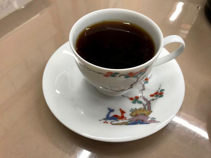 温泉コーヒー、山の幸もお忘れなく!