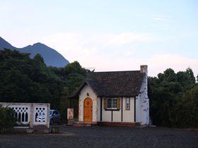 屋久島の大自然に囲まれたハンモック付コテージ「森のこかげ」