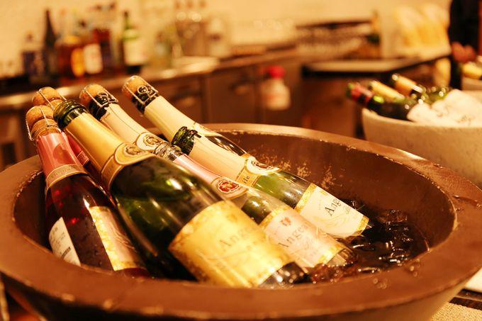 五感で楽しむ食事とお酒