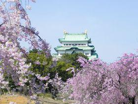 目の前に名古屋城!ホテルナゴヤキャッスル