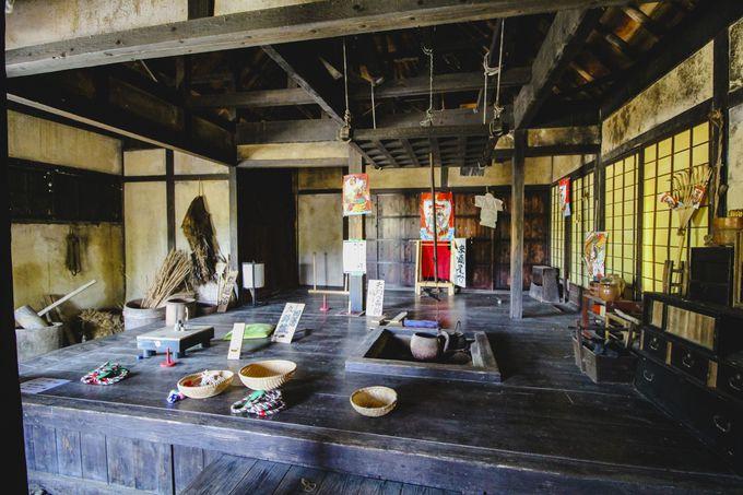 全ての原点、『蝉しぐれ』文四郎の家も健在