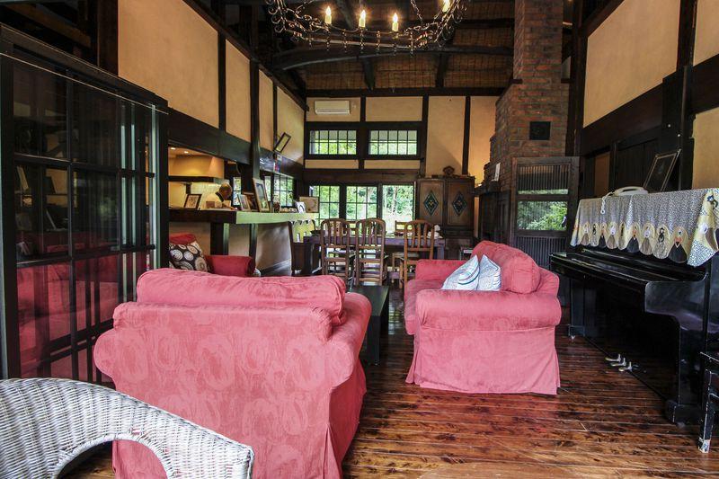 まるで高原リゾート!新潟県十日町市の古民家カフェ「イエローハウス」で過ごす癒やしのひととき