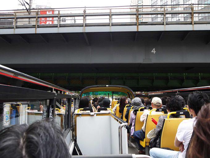 初めての東京の人にも、普通の東京観光はもう何回もしたよ!いう人にもおすすめ!
