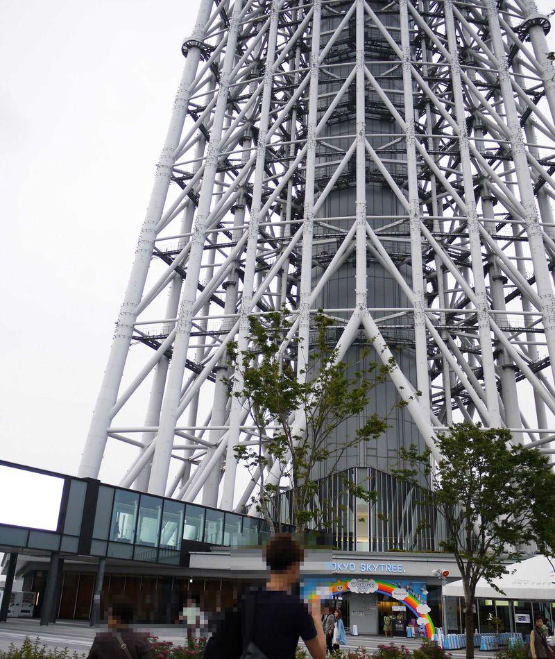 行列や人ごみが苦手な人へ!東京スカイツリーを待ち時間0分で堪能するなら○○の日が狙い目!