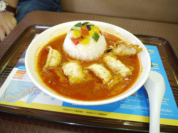 富士山世界遺産登録記念!サービスエリア限定の記念グルメを食す!