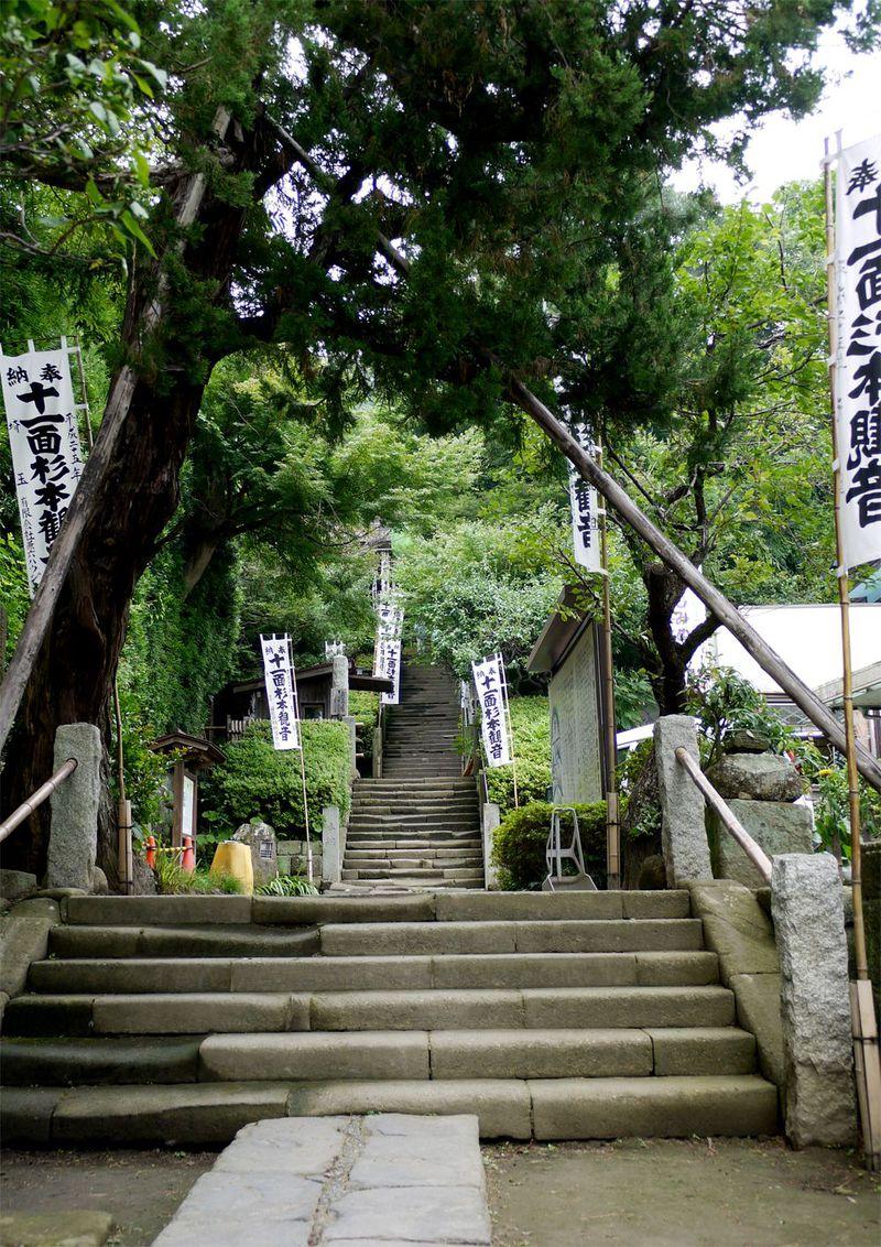 鎌倉最古のお寺!