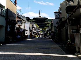 京都東山のシンボル・法観寺八坂の塔は内部拝観が可能!せっかくなら塔の中に入ってみよう