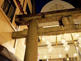 珍鳥居で有名なパワースポット・錦天満宮!京都のど真ん中で合格祈願・学力向上!!