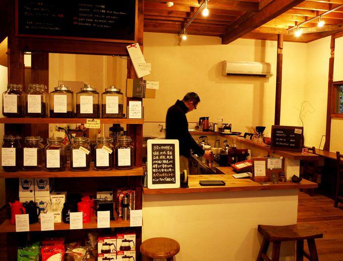 自家焙煎コーヒー豆販売「石かわ珈琲」