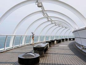 マリンタワーだけじゃない!超穴場「横浜港シンボルタワー」