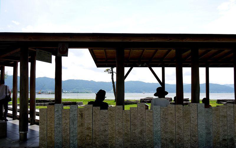 グルメ・温泉・城も!自転車で行く諏訪湖周辺散策(上諏訪)