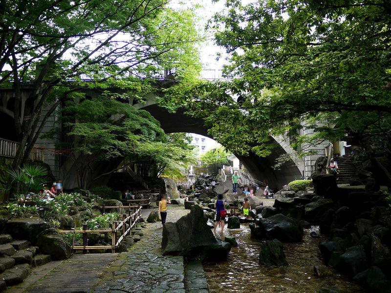 都心すぐの自然!東京王子駅周辺の避暑地散策を楽しもう