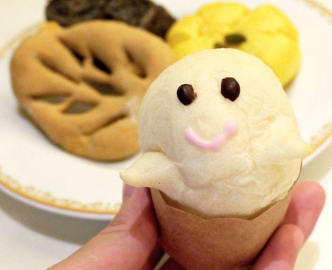 ハロウィーン感たっぷり!注目のパンたち