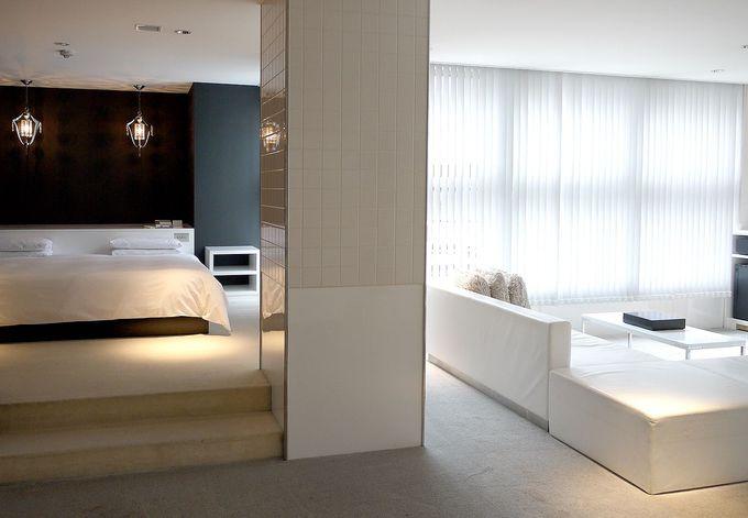 海外からも注目を集めるデザイナーズホテル「THE SCREEN」
