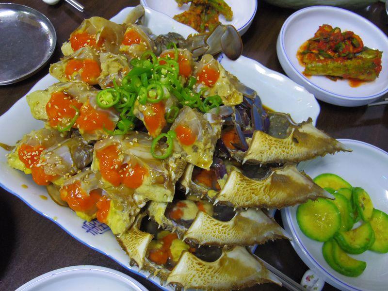 美食家も絶賛!?ソウル・カンジャンケジャンの名店「チンミシッタン」
