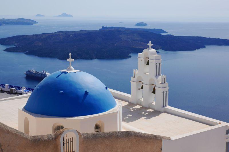 古代遺跡と紺碧のエーゲ海!ギリシャのおすすめ観光スポット10選