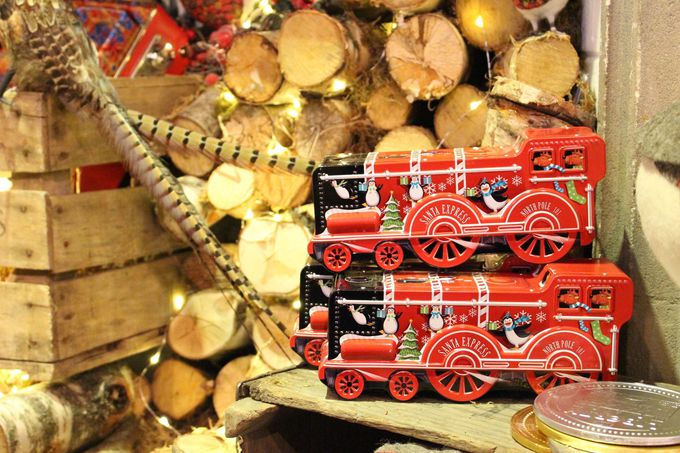 とびきり可愛いクリスマススイーツ達