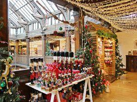9月〜12月限定!ロンドンの老舗百貨店「リバティー」のクリスマスショップは見逃せない
