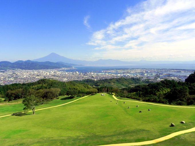世界遺産が目の前に!富士山パノラマビューの「日本平ホテル」