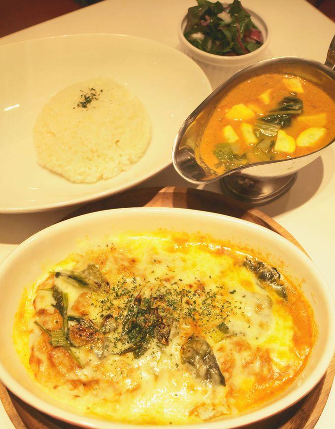 """【5】24時間""""あの絶品カレー""""が食べられる『サクラカフェ』"""