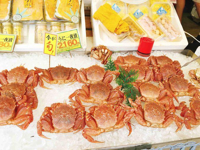 カニで迷ったら!「蟹商」か「マルジュウフーズ」