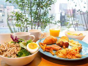 最上階で楽しめる大浴場と朝食が素晴らしい「ホテルフェリーチェ赤坂」