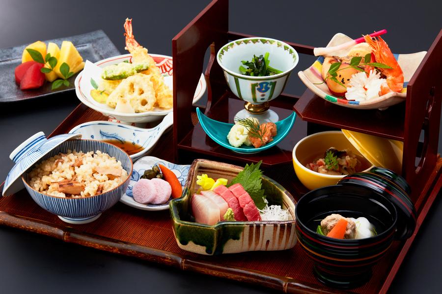 日本料理と中華料理もハイレベル&リーズナブル