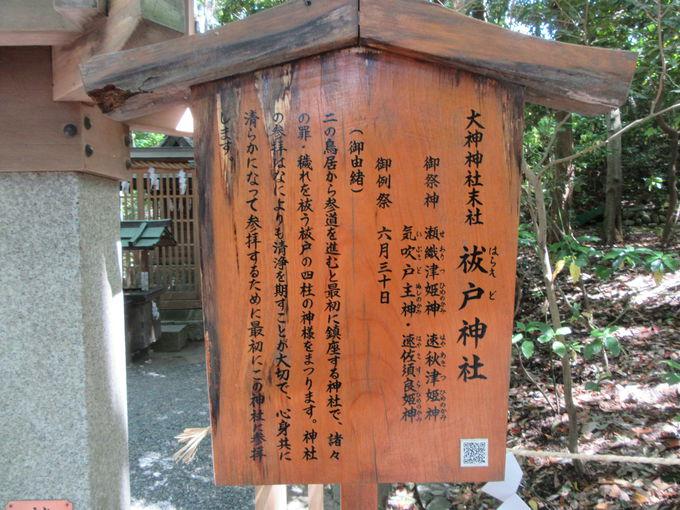 鳥居の向こうは別世界。パワー感じる日本最古の神社