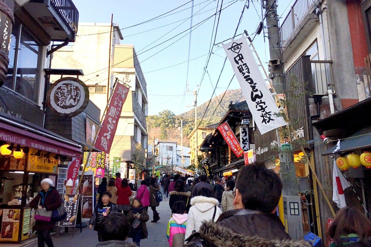 神椿のパフェと表参道のお土産も要チェック!