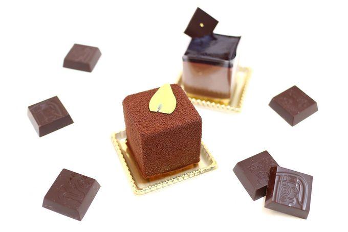 フランス人ショコラティエの本格店「レ・プティット・パピヨット」