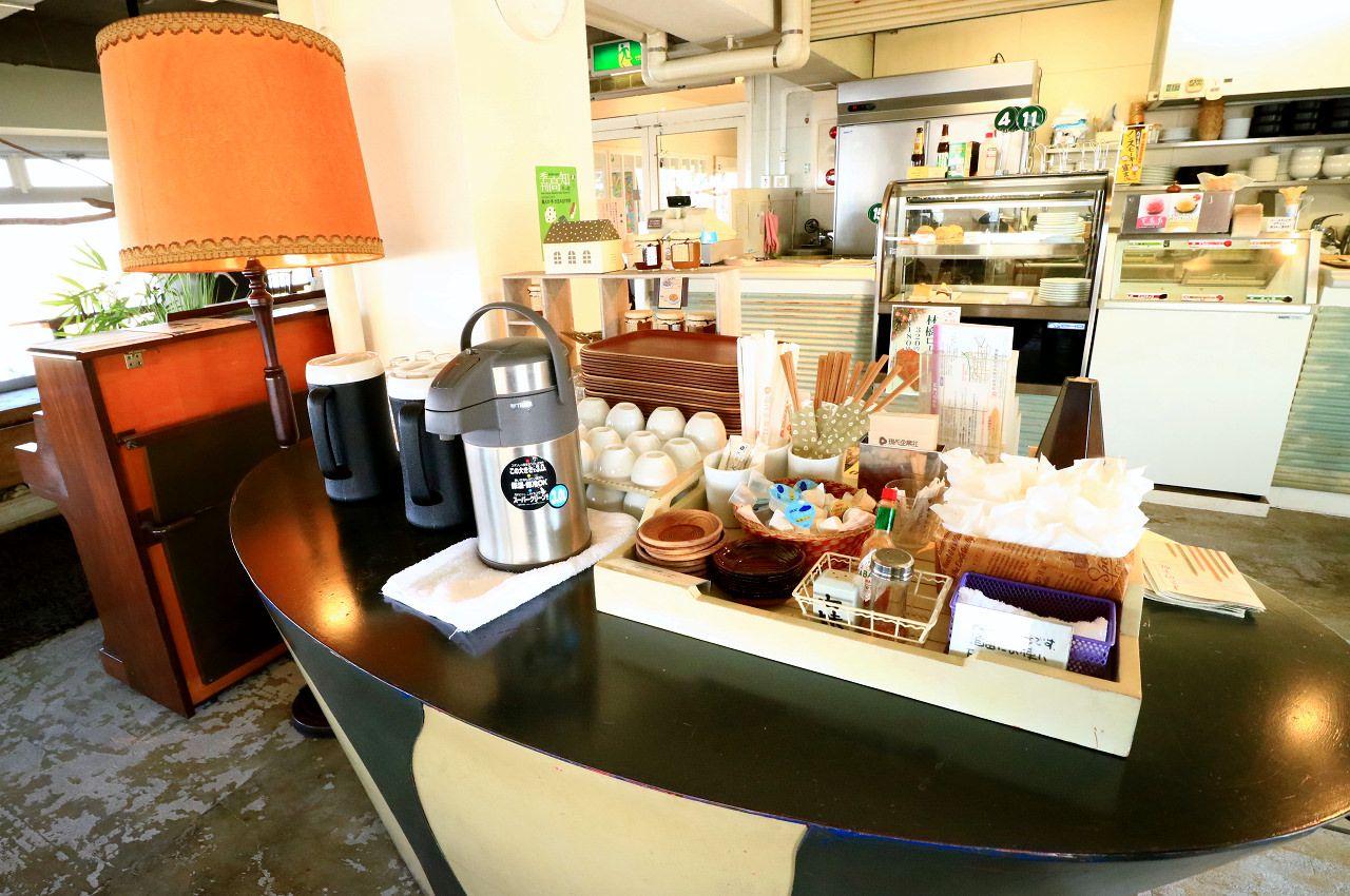 眺望抜群なカフェ「パ・ノ・ラ・マ」