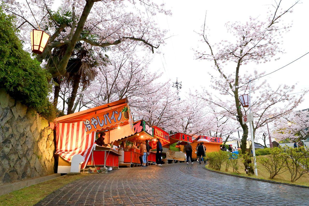 千光寺公園へのアクセス方法
