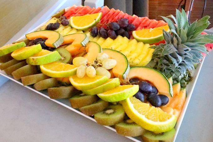 朝食でフルーツとパンを食べ過ぎたら運動!スパでリラックス&デトックスも!