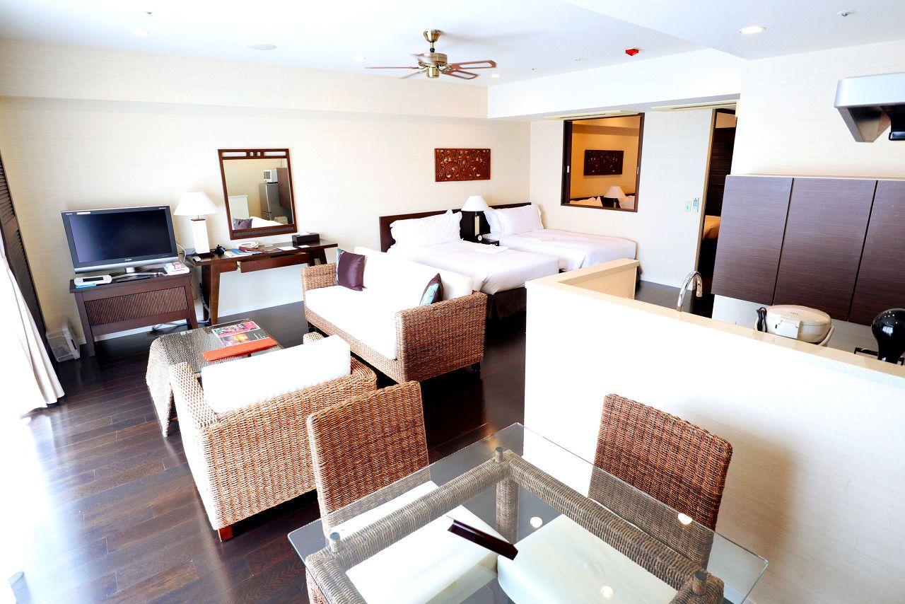 沖縄でコンドミニアムタイプのホテルに泊まれるツアー9選
