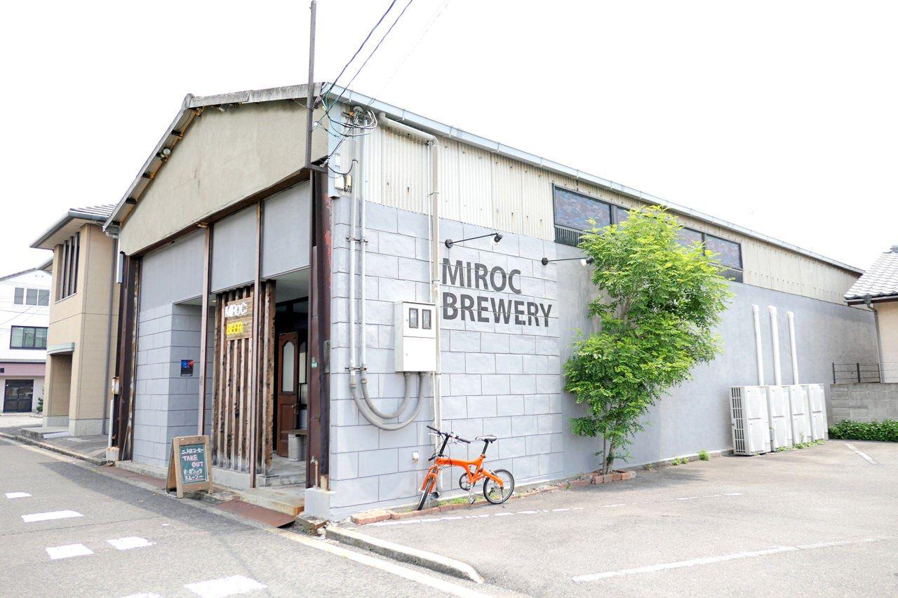 オシャレなパブ併設のビール醸造所