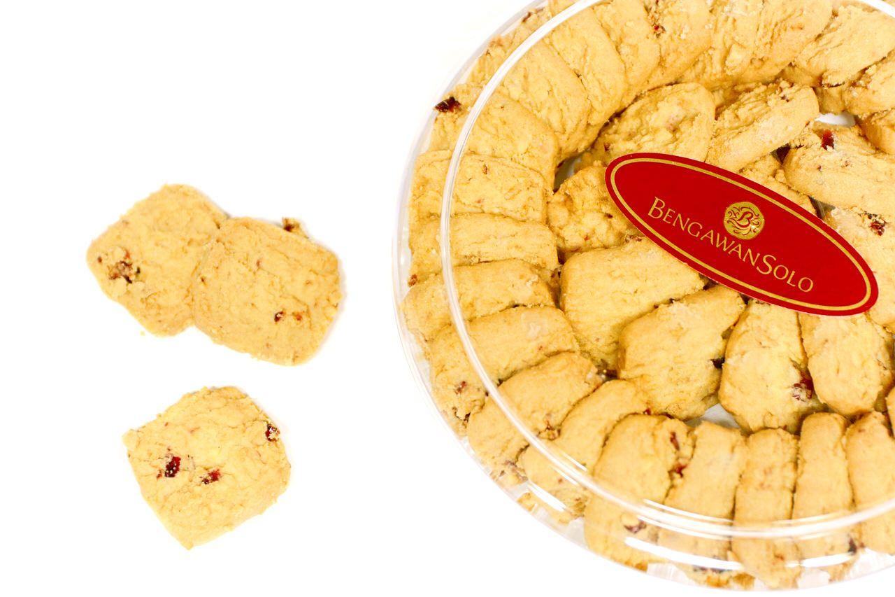 老舗「ブンガワン・ソロ」の無添加クッキー