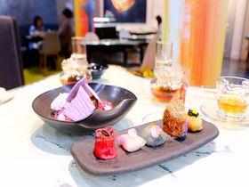 シンガポールで「ジャニス・ウォン」のオシャレスイーツを味わおう!
