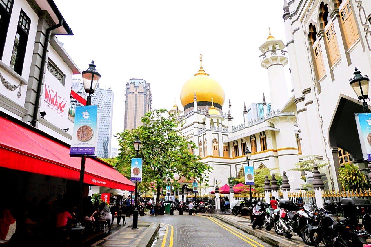 シンガポールは建物探訪も楽しめちゃう!